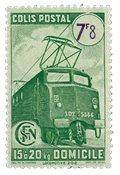 France - Colis postaux YT 232A - Neuf sans charnières