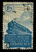 France - Colis postaux YT 222B - Oblitéré
