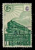 France - Colis postaux YT 223B - Oblitéré