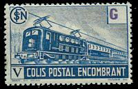 France - Colis postaux YT 224 - Neuf sans charnières