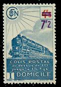 France - Colis postaux YT 227A - Neuf sans charnières