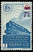 France - Colis postaux YT 227B - Neuf avec charnières