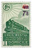 France - Colis postaux YT 228B - Neuf sans charnières