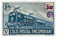 France - Colis postaux YT 229A - Neuf sans charnières