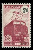 Frankrig - Pakkeporto YT 230A - Ubrugt