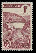 France - Colis postaux YT 216A - Neuf avec charnières