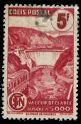 France - Colis postaux YT 217A - Oblitéré