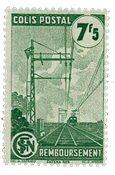 France - Colis postaux YT 219A - Neuf avec charnières