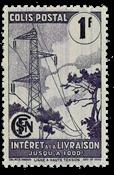 France - Colis postaux YT 220A - Neuf sans charnières