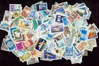 Finland - 300 forskellige billedmærker stemplet