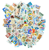 Finland 1963-1988 155 different stamps