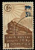 France - Colis postaux YT 204 - Oblitéré