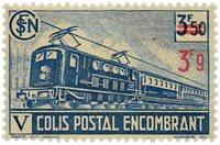 France - Colis postaux YT 207 - Neuf sans charnières