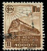 France - Colis postaux YT 187B - Oblitéré