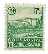 France - Colis postaux YT 190B - Neuf sans charnières