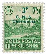 France - Colis postaux YT 197 - Neuf sans charnières