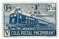 France - Colis postaux YT 199 - Neuf sans charnières