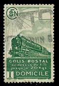 France - Colis postaux YT 176 - Oblitéré