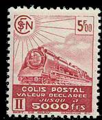France - Colis postaux YT 178 - Neuf sans charnières