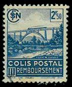 France - Colis postaux YT 179 - Oblitéré