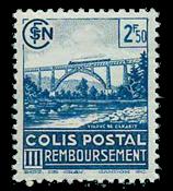 France - Colis postaux YT 179 - Neuf sans charnières
