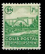 France - Colis postaux YT 180 - Neuf sans charnières