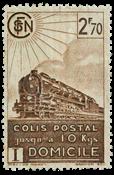 France - Colis postaux YT 183 - Neuf sans charnières