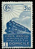 France - Colis postaux YT 184 - Neuf sans charnières