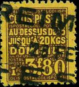 France - Colis postaux YT 167 - Oblitéré