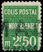 France - Colis postaux YT 170 - Oblitéré