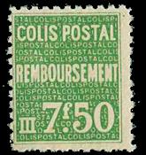 France - Colis postaux YT 171 - Neuf avec charnières