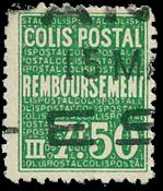 France - Colis postaux YT 171 - Oblitéré