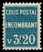 France - Colis postaux YT 173 - Neuf sans charnières
