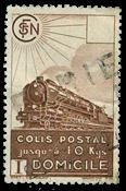 France - Colis postaux YT 174 - Oblitéré