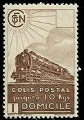 France - Colis postaux YT 174 - Neuf sans charnières