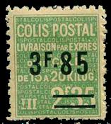 France - Colis postaux YT 153 - Neuf sans charnières