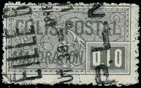 France - Colis postaux YT 155 - Oblitéré