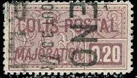 France - Colis postaux YT 158 - Oblitéré
