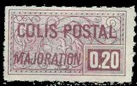 France - Colis postaux YT 159 - Neuf avec charnières
