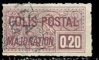 France - Colis postaux YT 159 - Oblitéré