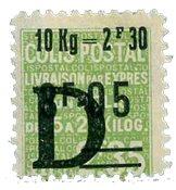France - Colis postaux YT 163 - Neuf avec charnières