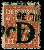 France - Colis postaux YT 135 - Oblitéré