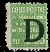 France - Colis postaux YT 142 - Neuf sans charnières