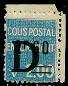 France - Colis postaux YT 146 - Neuf sans charnières