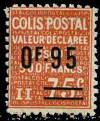 France - Colis postaux YT 122 - Neuf avec charnières