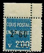 France - Colis postaux YT 126 - Neuf sans charnières