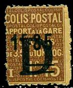 France - Colis postaux YT 128 - Neuf avec charnières
