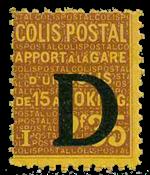 France - Colis postaux YT 132 - Neuf sans charnières