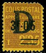 France - Colis postaux YT 134 - Neuf avec charnières