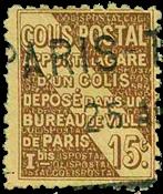 France - Colis postaux YT 95 - Oblitéré